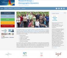 Grupo de Investigación de Dinámicas Demográficas
