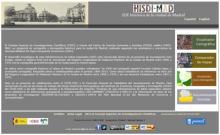 HISDI-MAD. Infraestructura de Datos Espaciales (IDE) histórica de la ciudad de Madrid