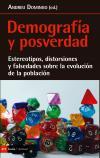 """Dos investigadores del IEGD, coautores del libro """"Demografía y posverdad Estereotipos, distorsiones y falsedades sobre la evolución de la población"""""""