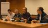 Jornada organizada y presentada por Javier Sanz (IEGD), en el centro de la imagen